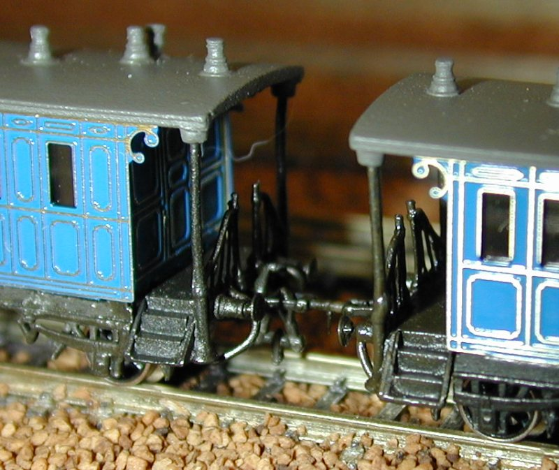 Z scale couplers micro trains